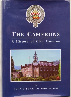 Book History of Clan Cameron